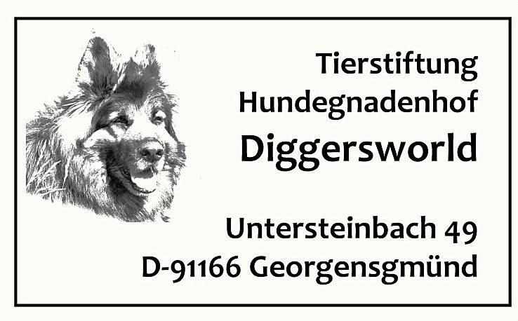 Tierstiftung Hundegnadenhof Diggersworld